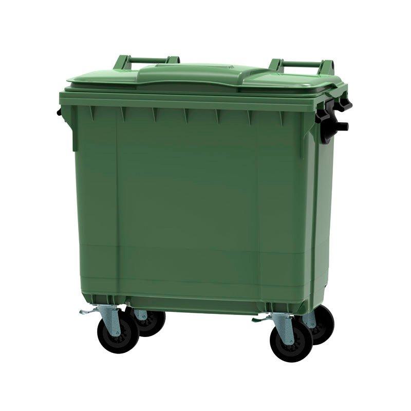 Bedrijfsafvalcontainer 770 liter