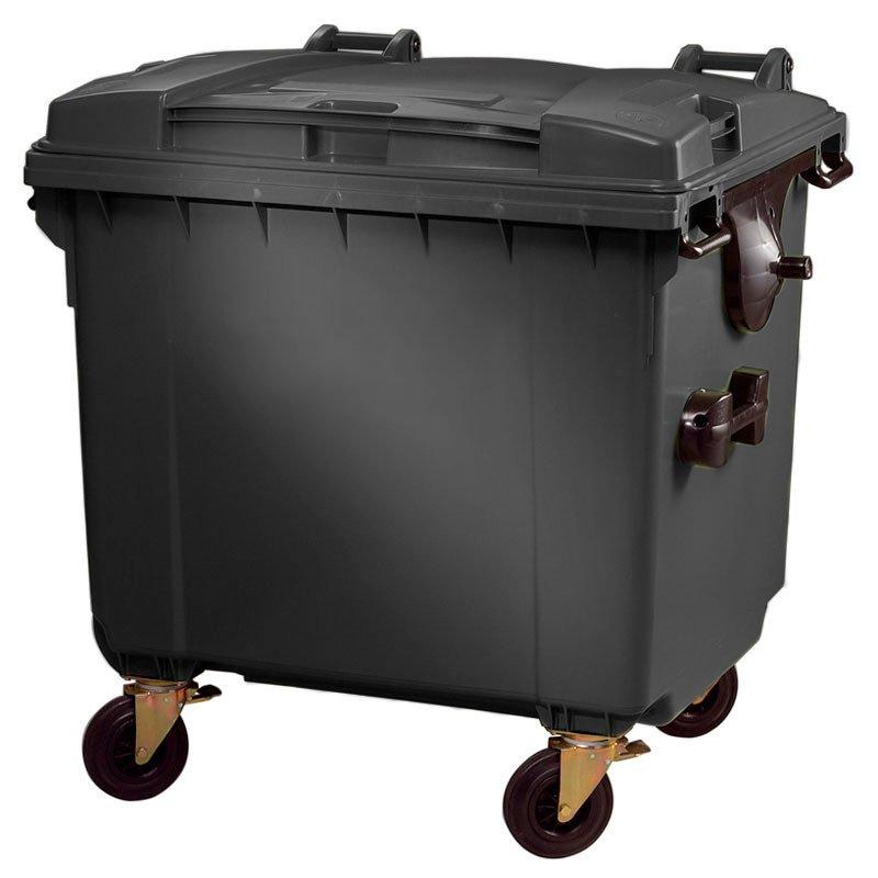 Bedrijfsafvalcontainer 1100 liter