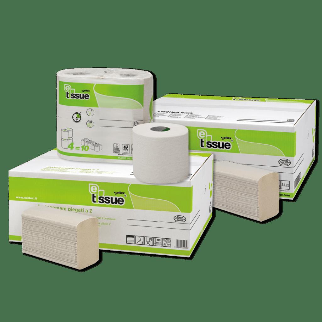 Duurzaam toiletpapier