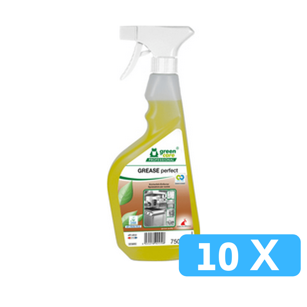 Green care grease perfect 10 x 750 ml