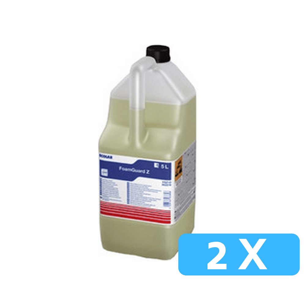 Ecolab foamguard z kalkreiniger 2 x 5 ltr