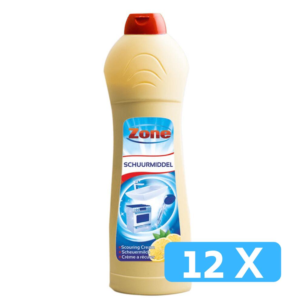Zone Vloeibaar Schuurmiddel 12 x 750 ml