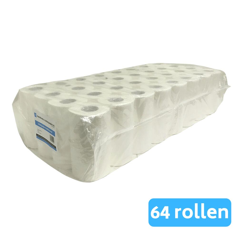 4UStore toiletpapier 3-laags supersoft 64 rollen
