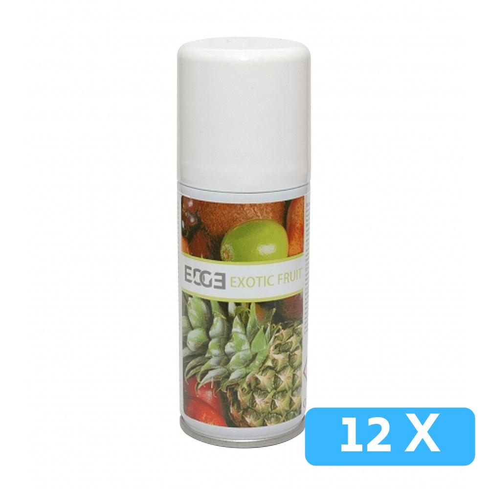 Euro Products | Aerosol | Navulling: Exotic Fruit | Spray 12 x 100 ml