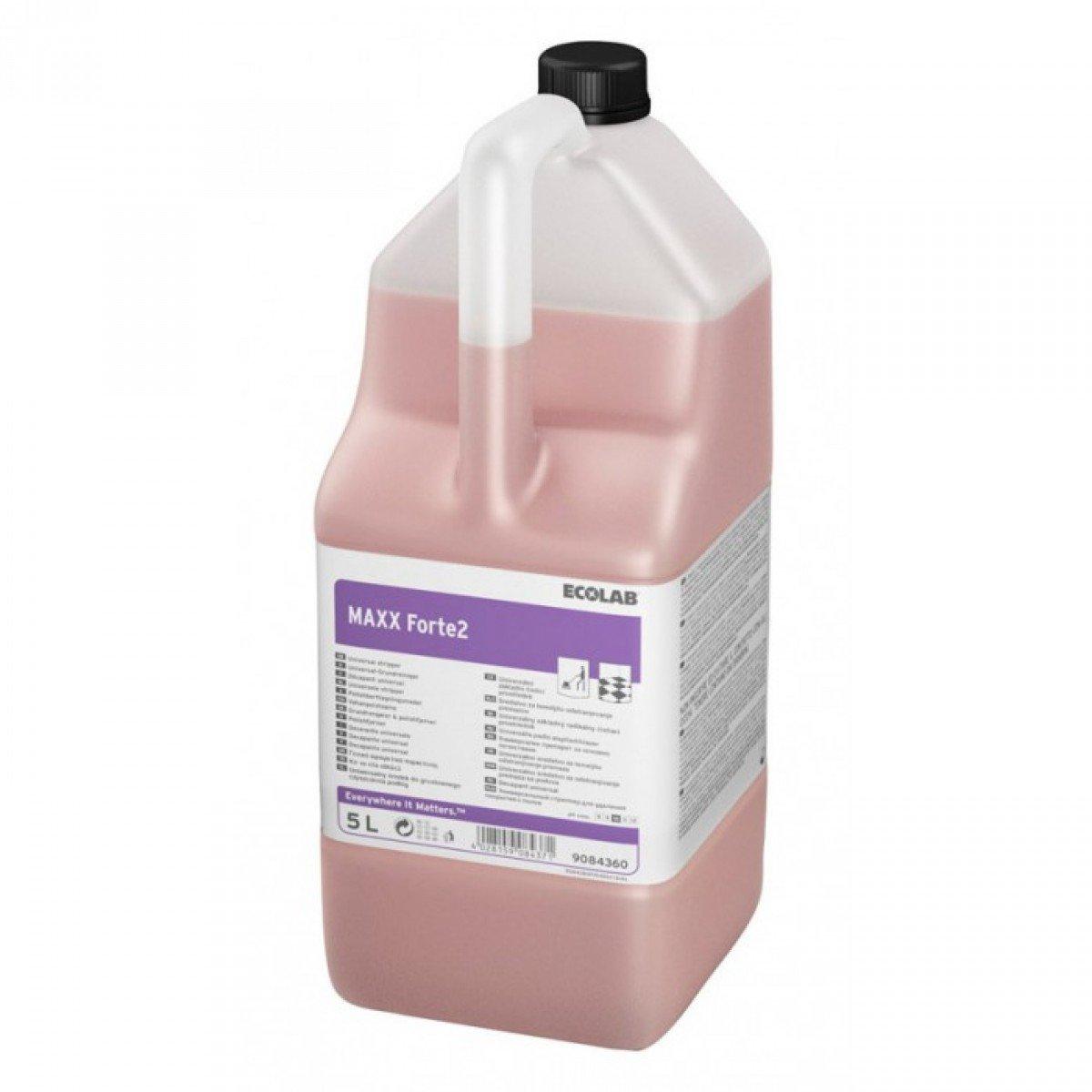 Ecolab | Maxx Forte2 Vloerstripper | 2 x 5 liter
