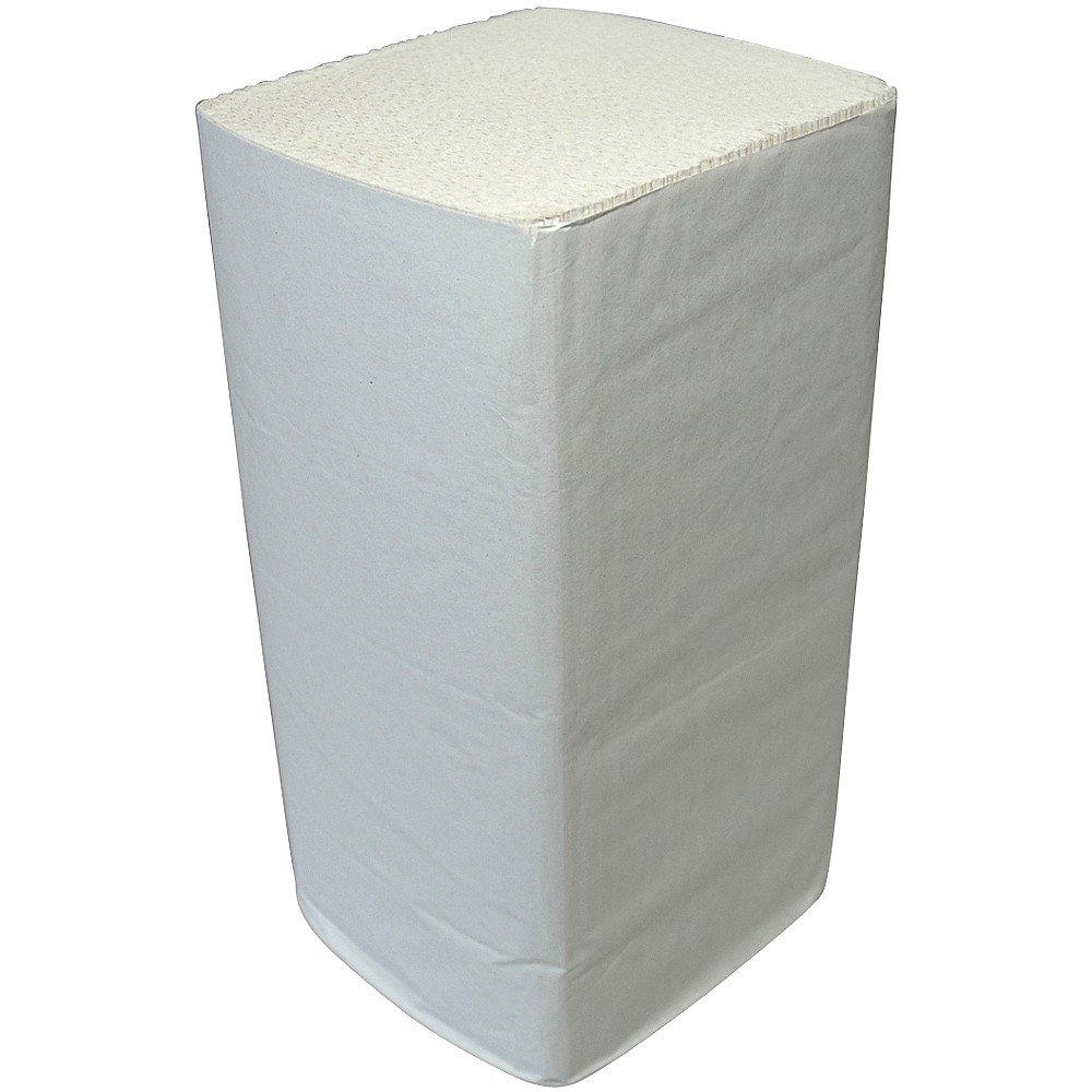 Euro Products | Vouwhanddoekjes 2-laags | Z-vouw recycled | 23 x 25 cm | 3800 stuks