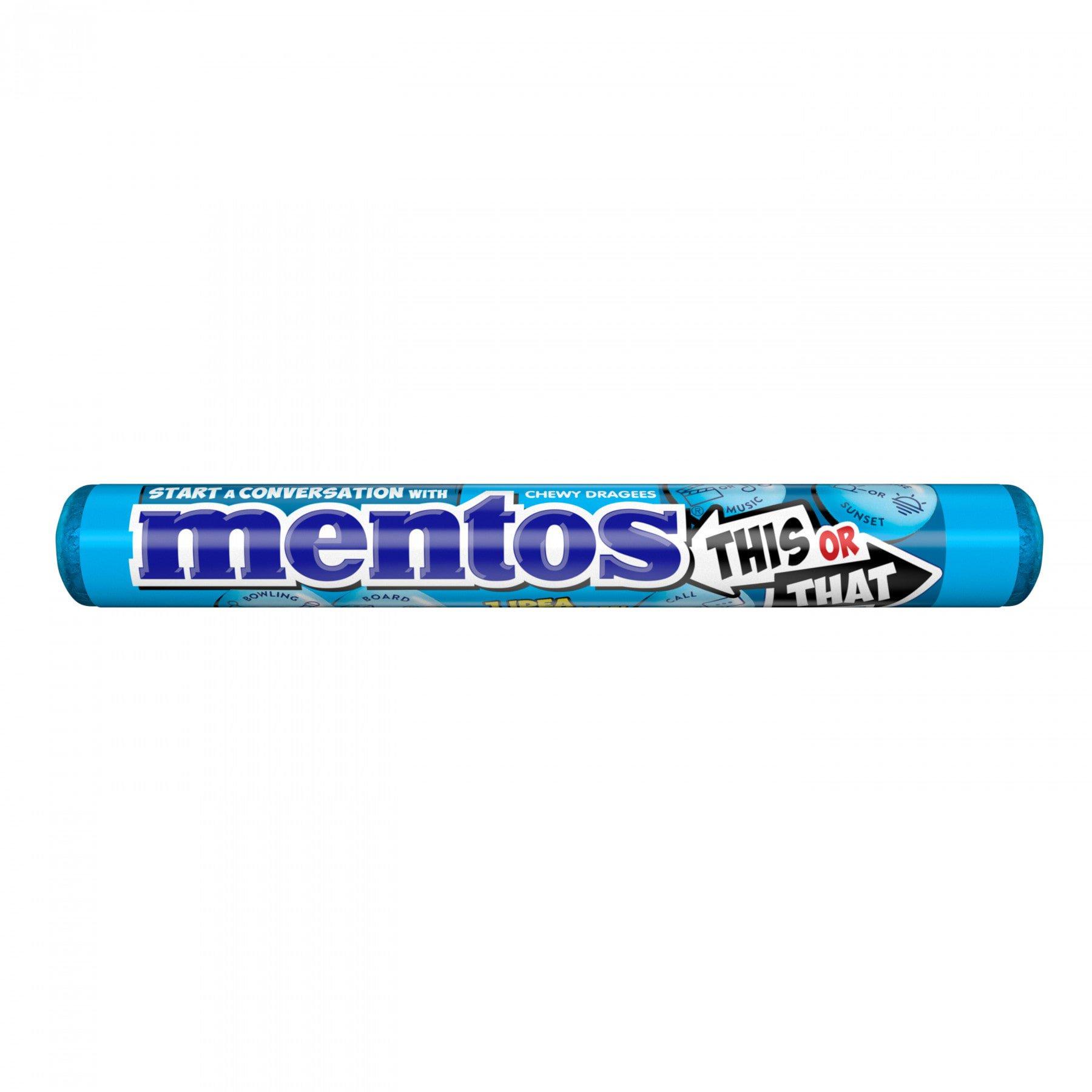 Mentos | Mint | 40 rollen