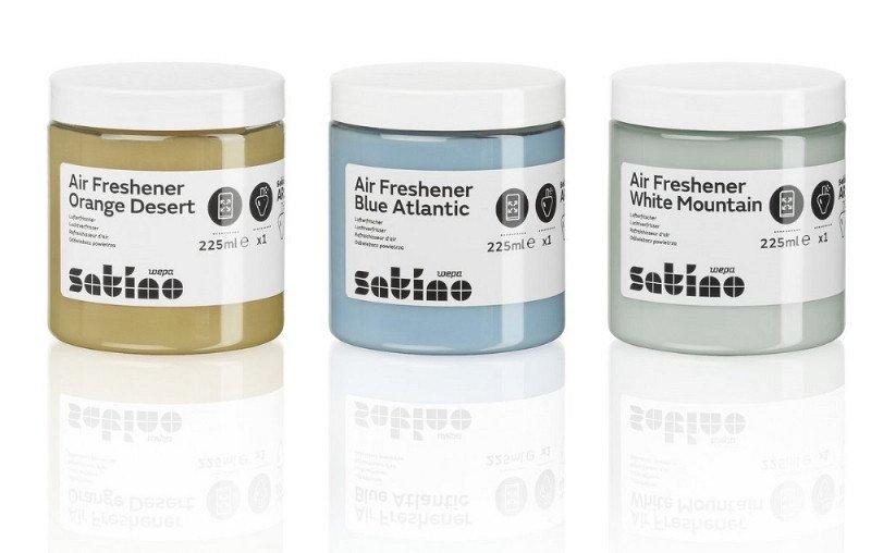 Satino AR1 332110 Luchtverfrisser 6 x 225 ml