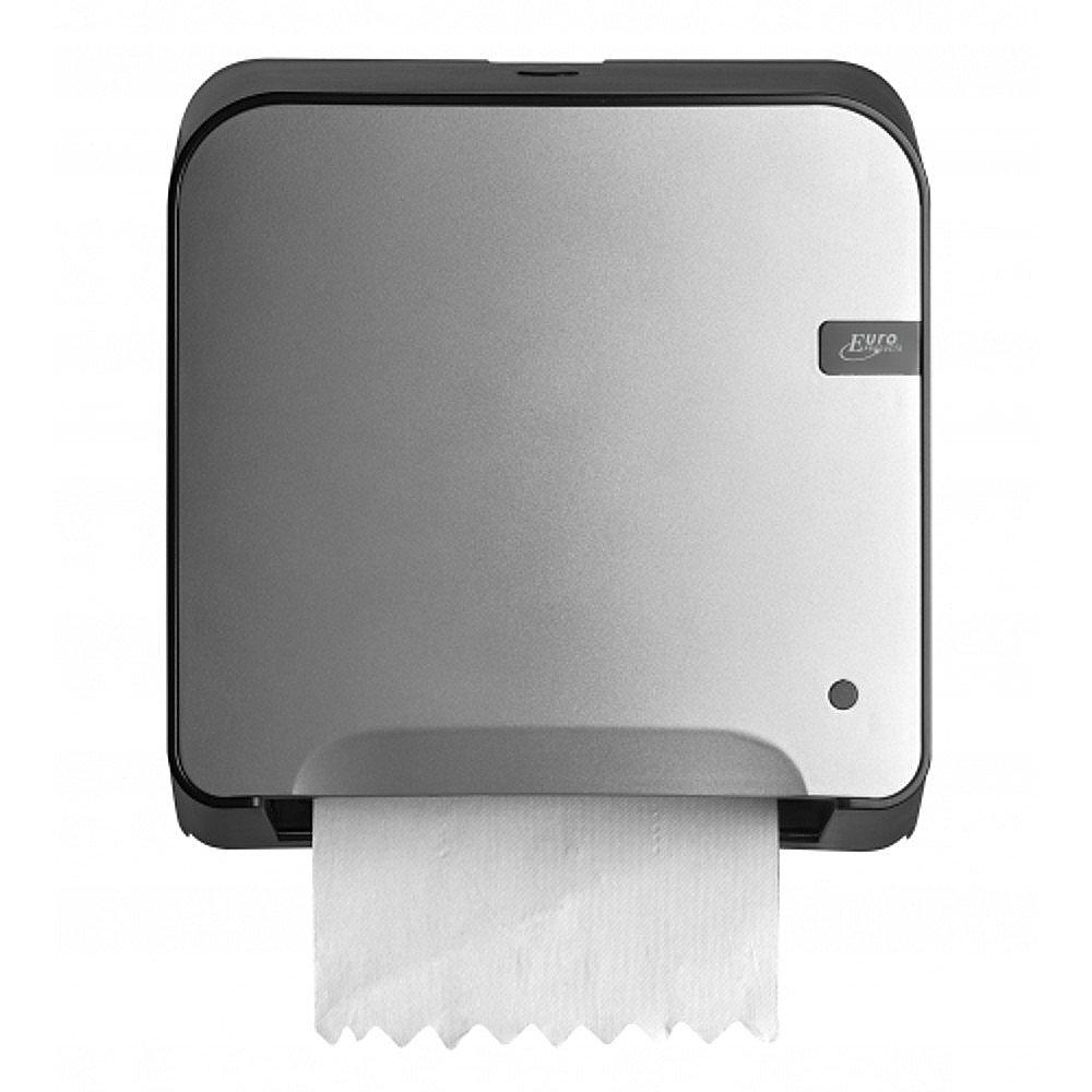 Euro Products   Quartz   Mini Matic XL   Handdoekautomaat   Zilver