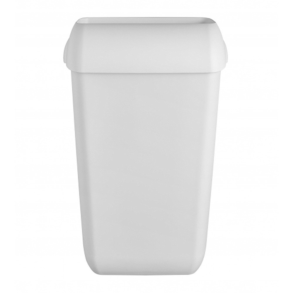 Euro Products | Quartz | Afvalbak | Wit | Inhoud: 23 liter wit