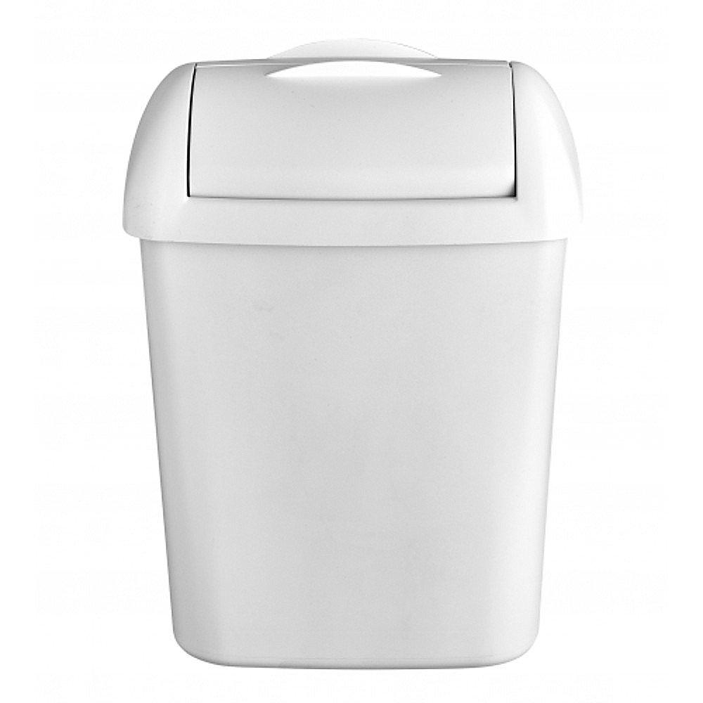 Euro Products | Quartz | Hygiëne bak | Wit | 8 liter
