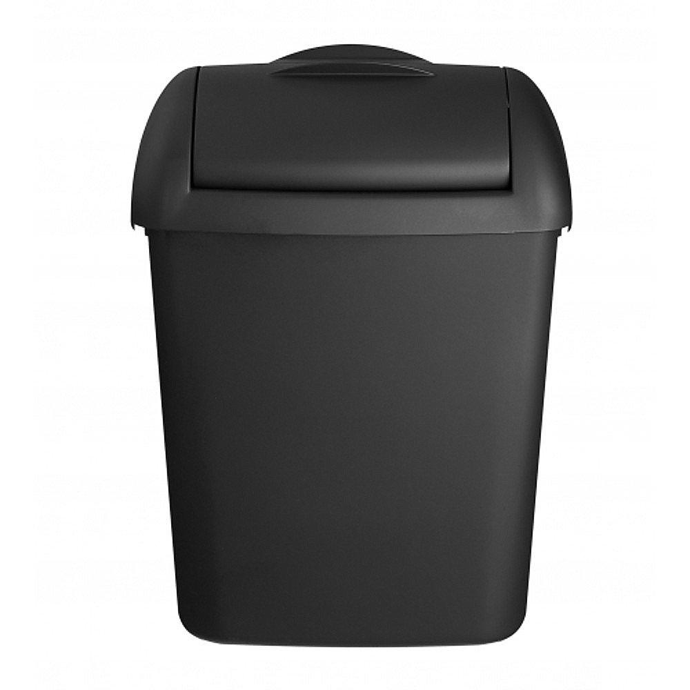 Euro Products | Quartz | Hygiëne bak | Zwart | 8 liter