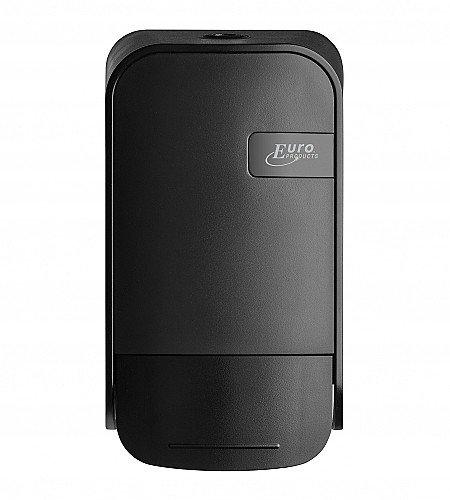 Quartz Foamzeepdispenser-Toiletbrilreiniger 400 ml zwart