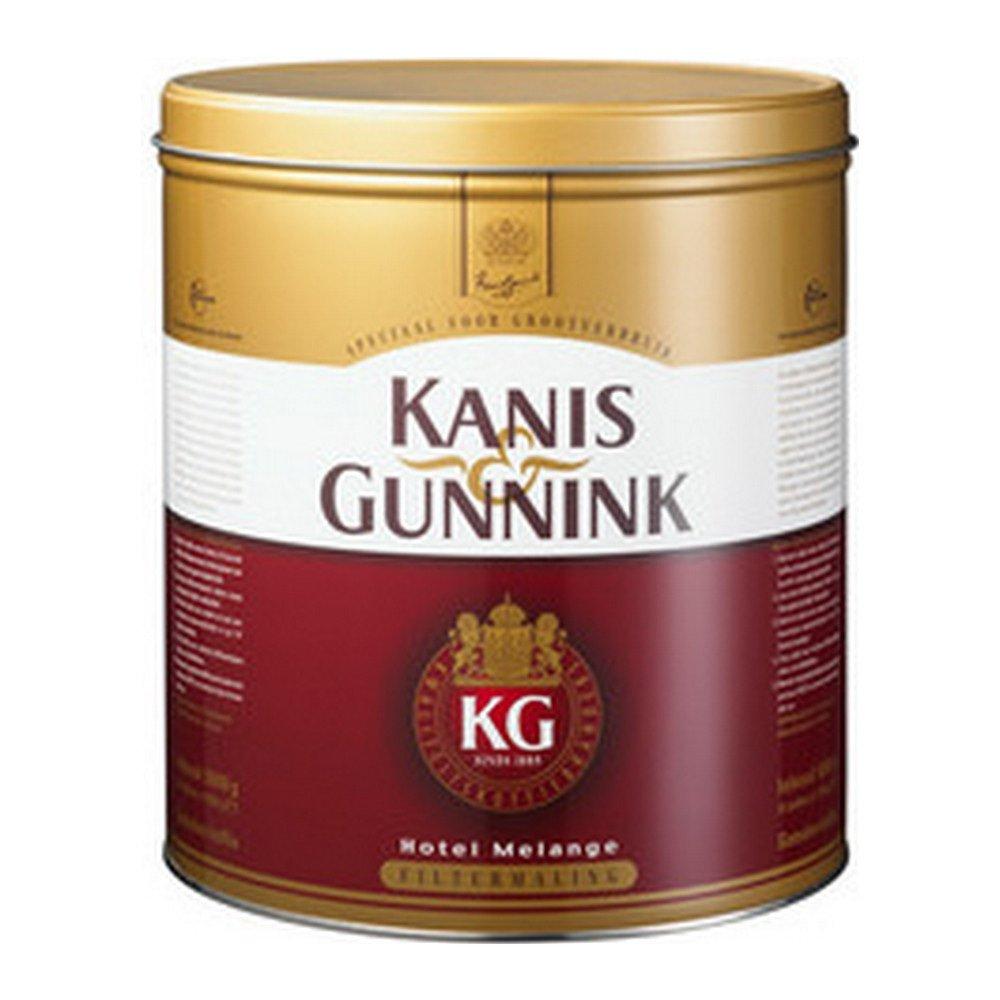 Kanis & Gunnink Rood snelfilter 5 kg.