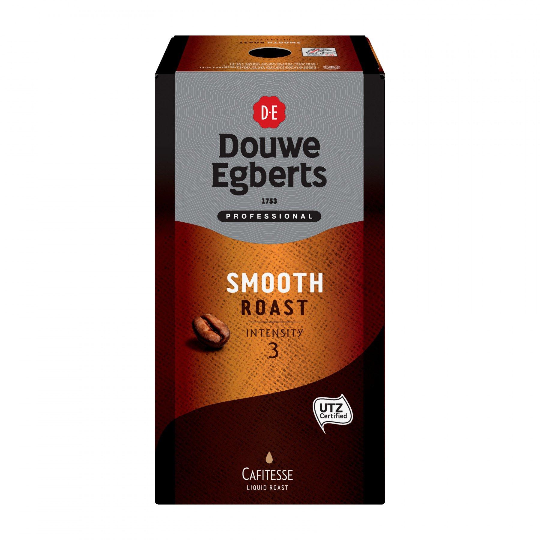 Douwe Egberts | Cafitesse Smooth Roast | 2 x 2 liter