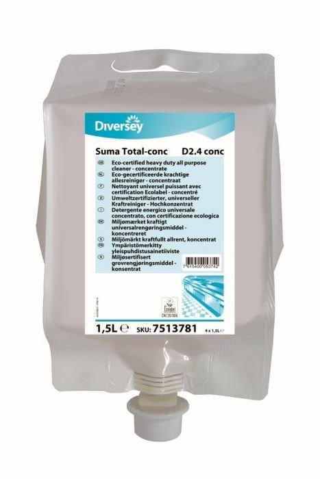 Sumatotal d2.4 conc. 4 x 1.5 liter