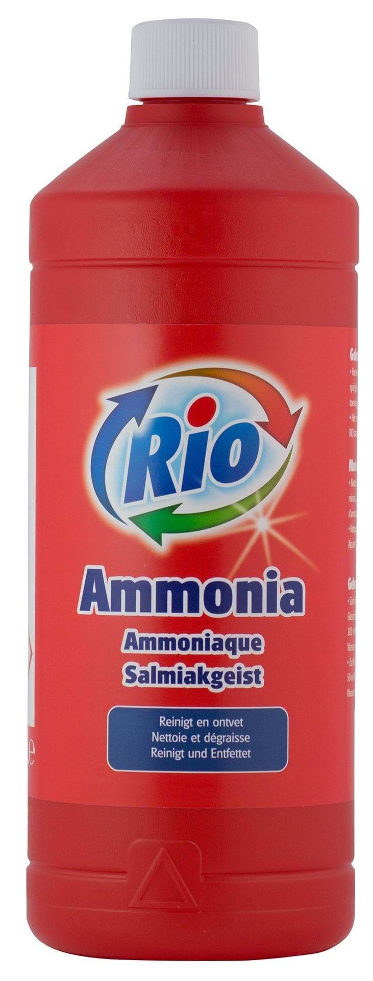 Rio | Ammonia elite | 5 % | Fles 12 x 1 liter