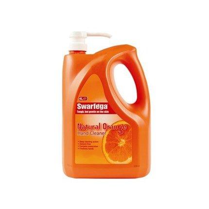 DEB | Swarfega Orange | flacon met pomp 4 liter