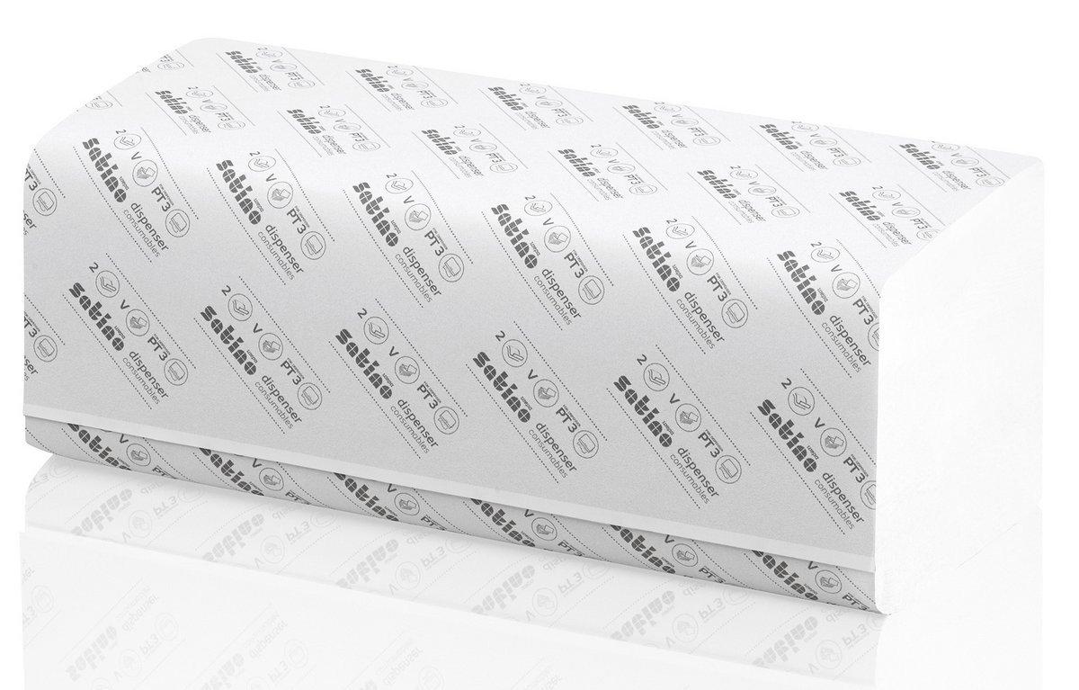 Satino | Z-vouw Handdoekjes | Prestige PT3 274990 | 20 x 200 stuks
