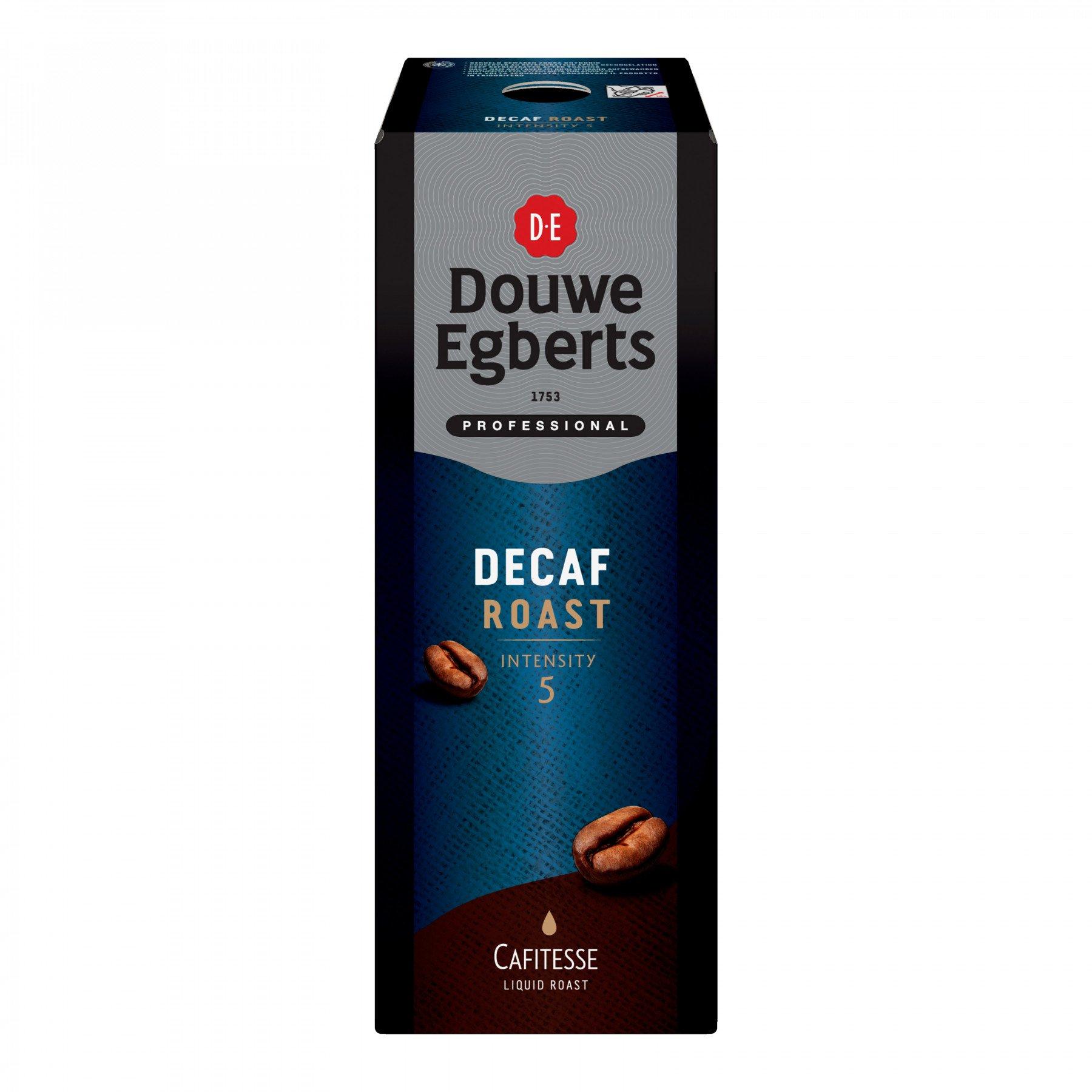 Douwe Egberts   Cafitesse DéCaf Roast   Pak 1 x 1,25 liter