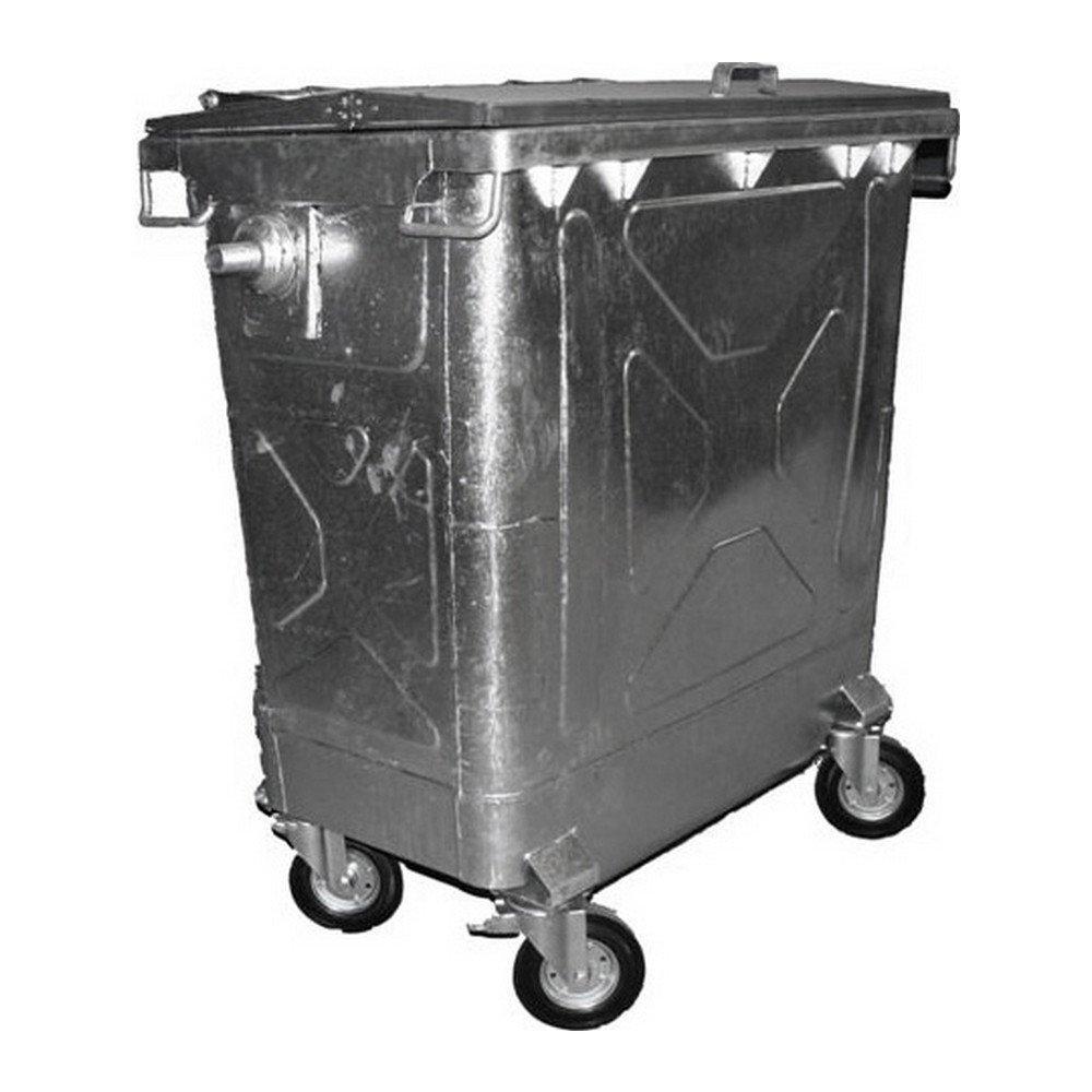 Staalverzinkte container | Inhoud: 770 liter