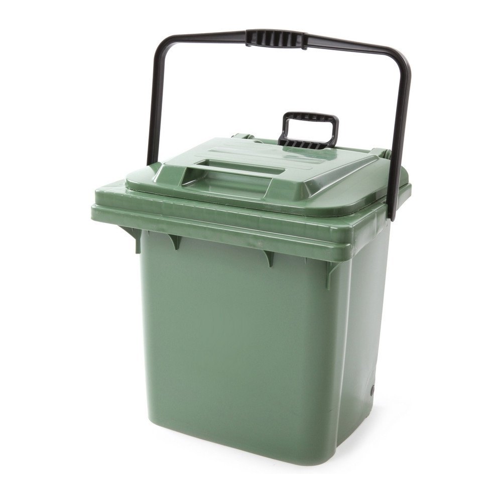 Rollbox mini container 42 liter groen