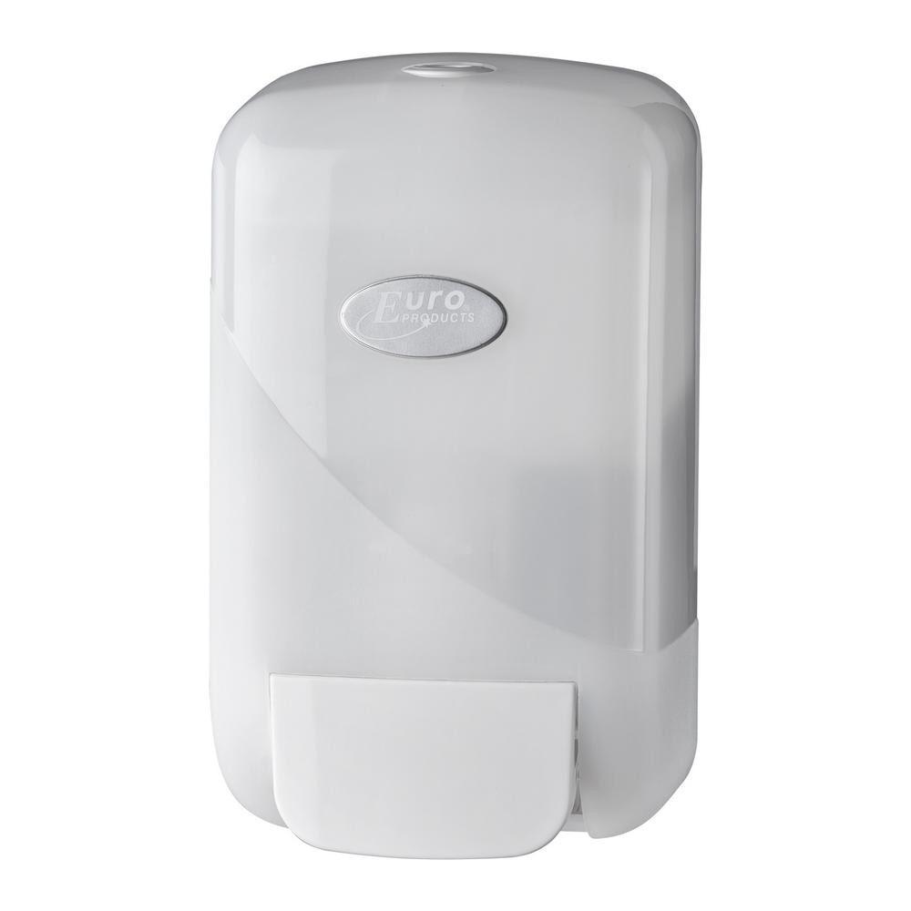 Toiletbrilreiniger dispenser wit 400 ml