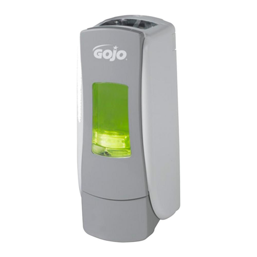 Gojo ADX zeepdispenser wit/grijs