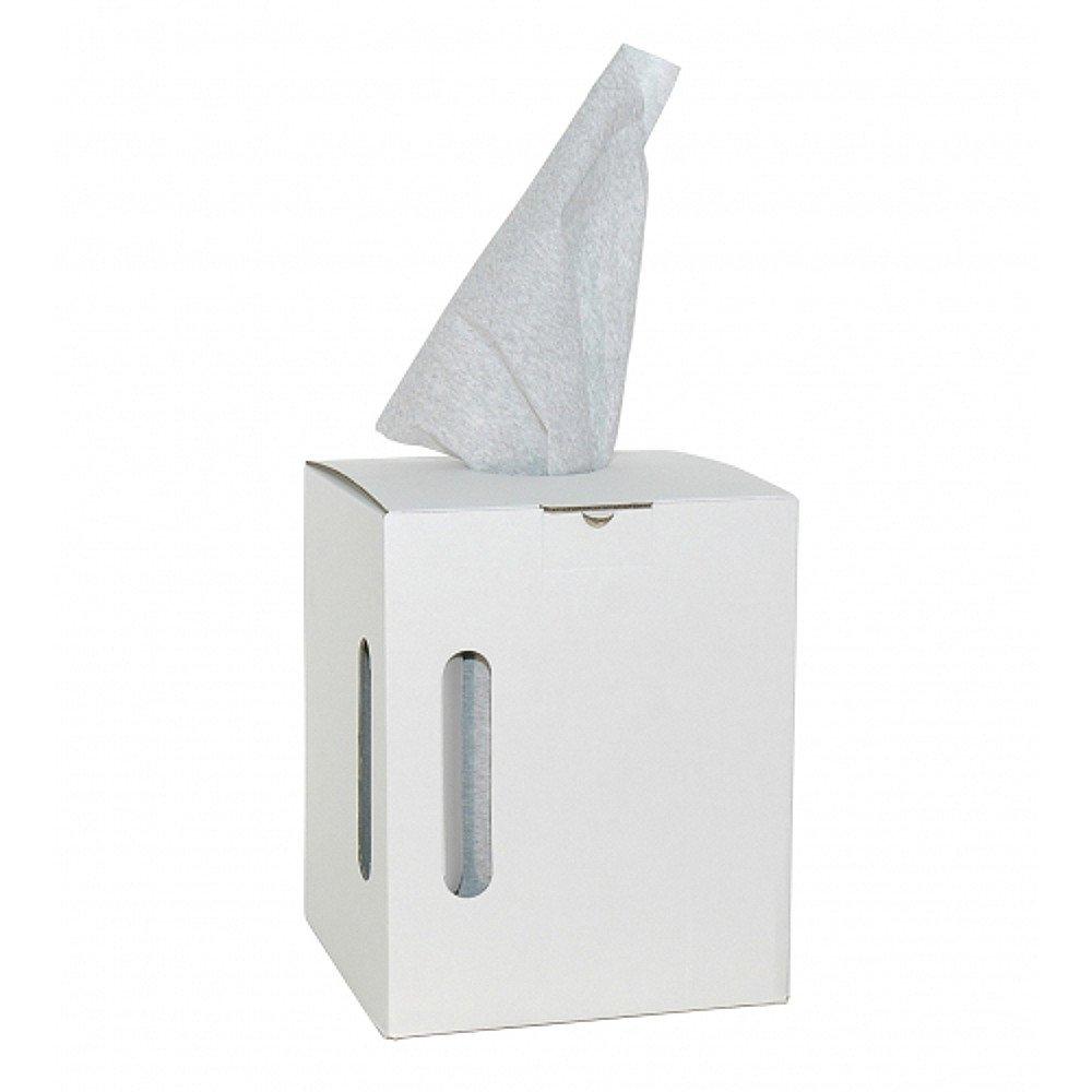 M-wipe grijs rol in dispenser box