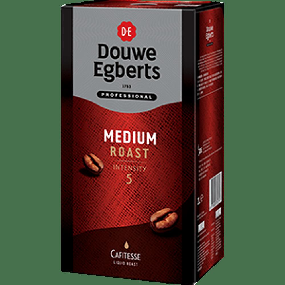 Douwe Egberts | Cafitesse Medium Roast | Pak 1 x 2 liter