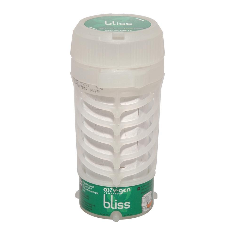 EurEuro Products | Oxy-Gen | Luchtverfrisser | Rozemarijn & eucalyptus | Navulling 6 stuks