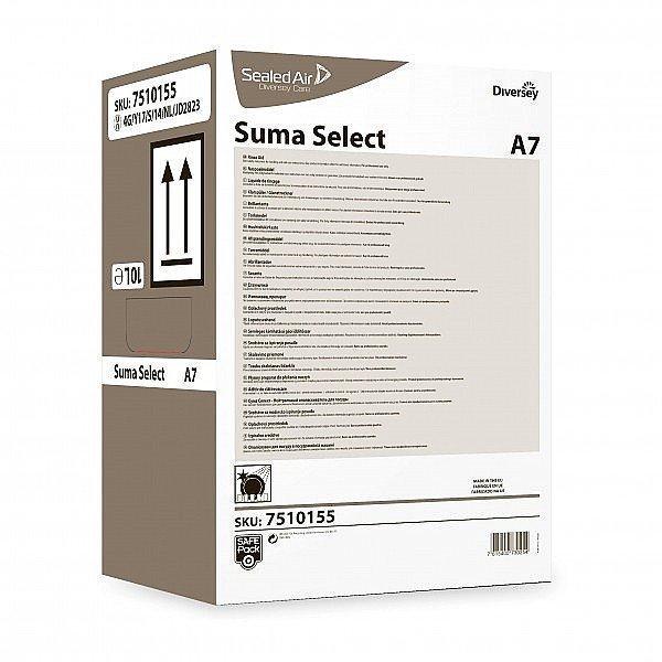 Diversey | Suma select | A7 safepack | 10 liter