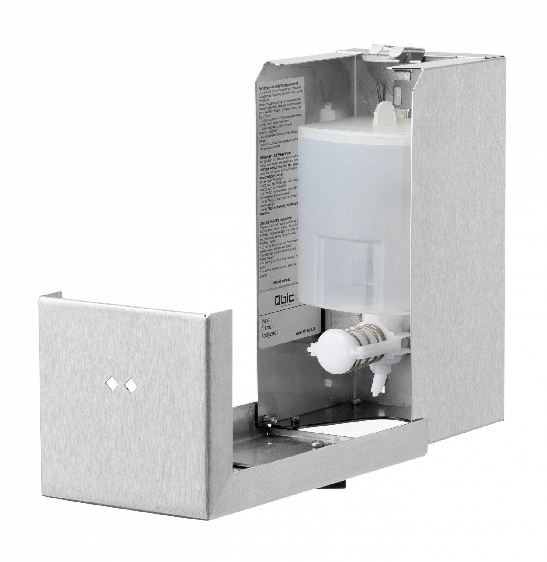 Qbicline | Zeepdispenser | 400 ml