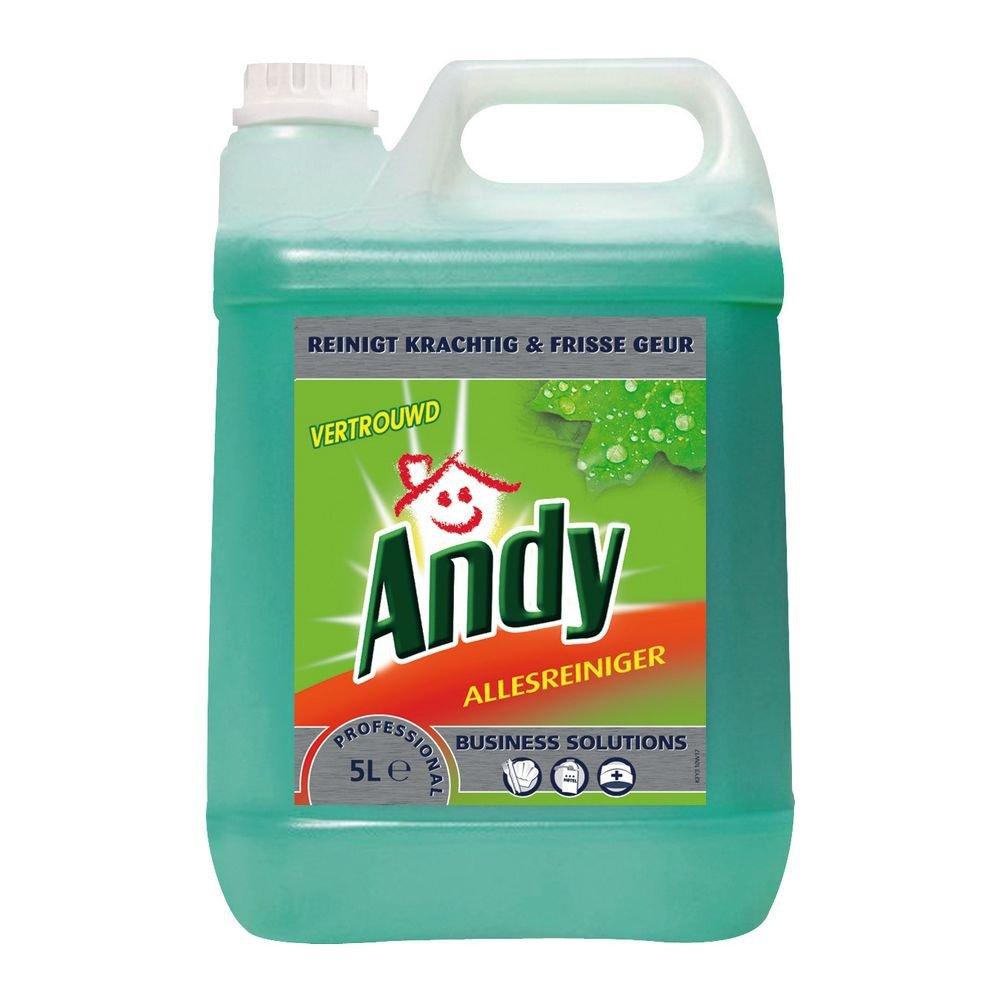 Andy | Professionele vertrouwd allesreiniger | Jerrycan 5 liter