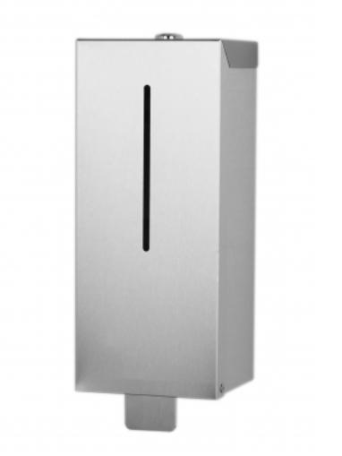 Basic Line | Zeepdispenser | Navulbaar | 650 ml | RVS