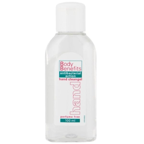 Body Benefits | Antibacteriële handgel | 12 x 100 ml