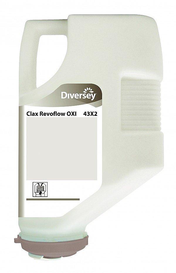 Clax | Revoflow OXI | Bleekmiddel | 3 x 4 kg