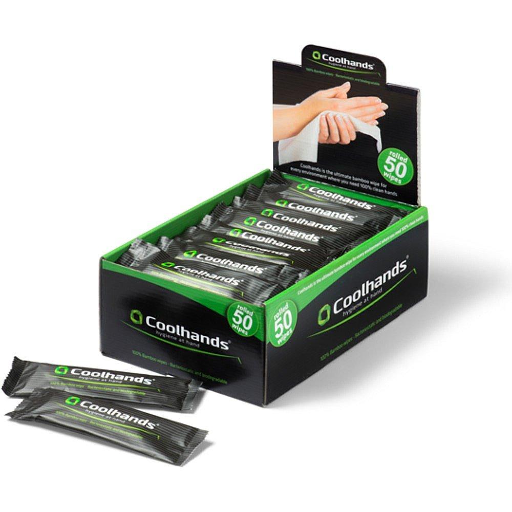 Coolhands Bamboo Wipes | hygiënische doekjes 200 x 280 mm | 500 stuks
