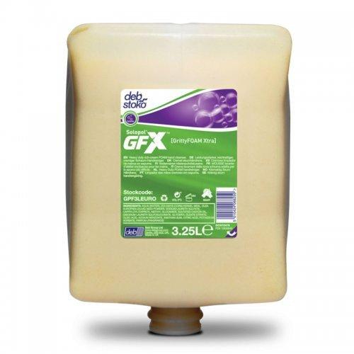 DEB solopol Gritty FOAM Xtra handreiniger 3,25 liter