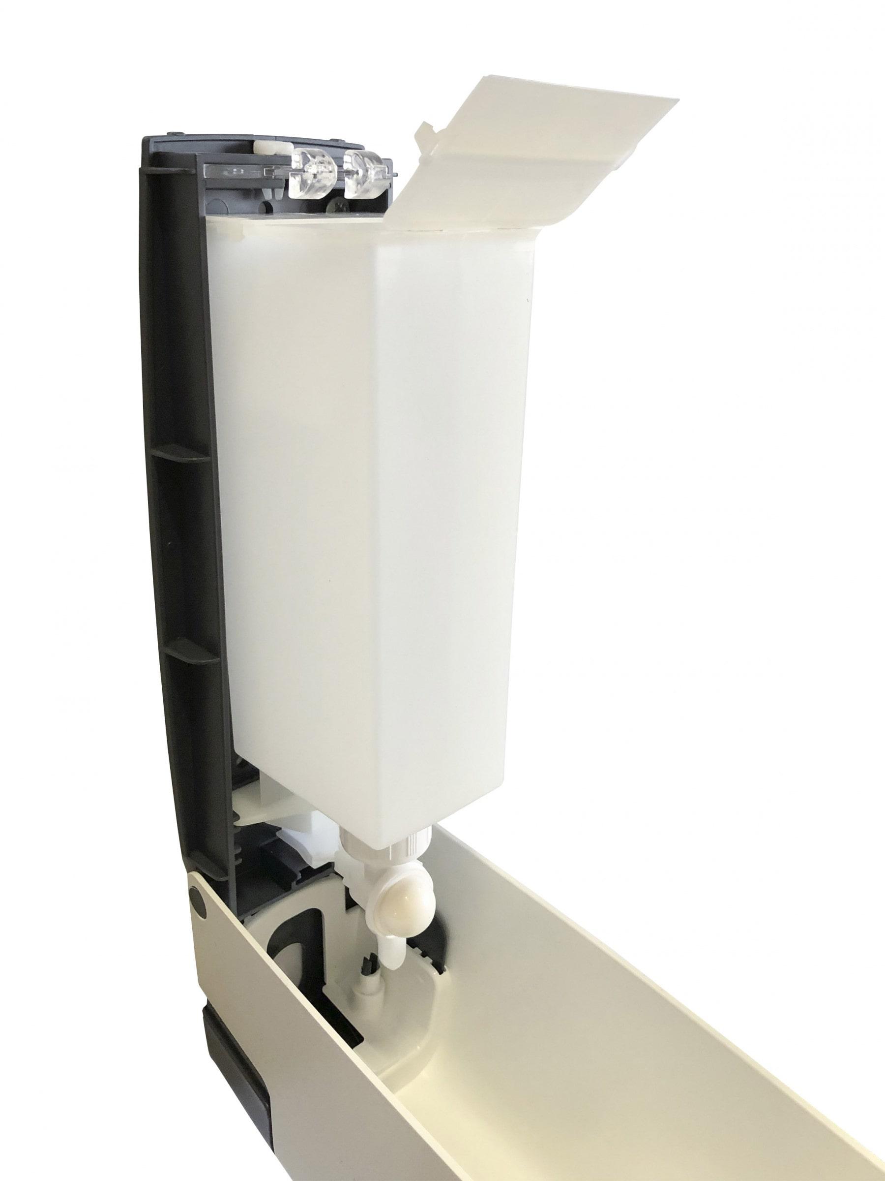 All Care zeep- en alcoholgel-dispenser kunststof 1000 ml