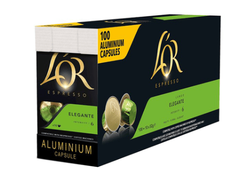Douwe Egberts   L'Or Espresso   Lungo Elegante   100 Cups