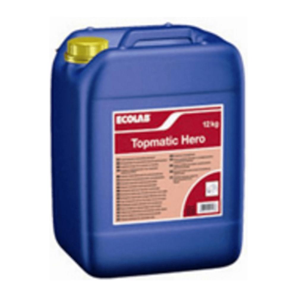 Ecolab | Topmatic hero | Chloorhoudend vaatwas | Jerrycan 25 kg