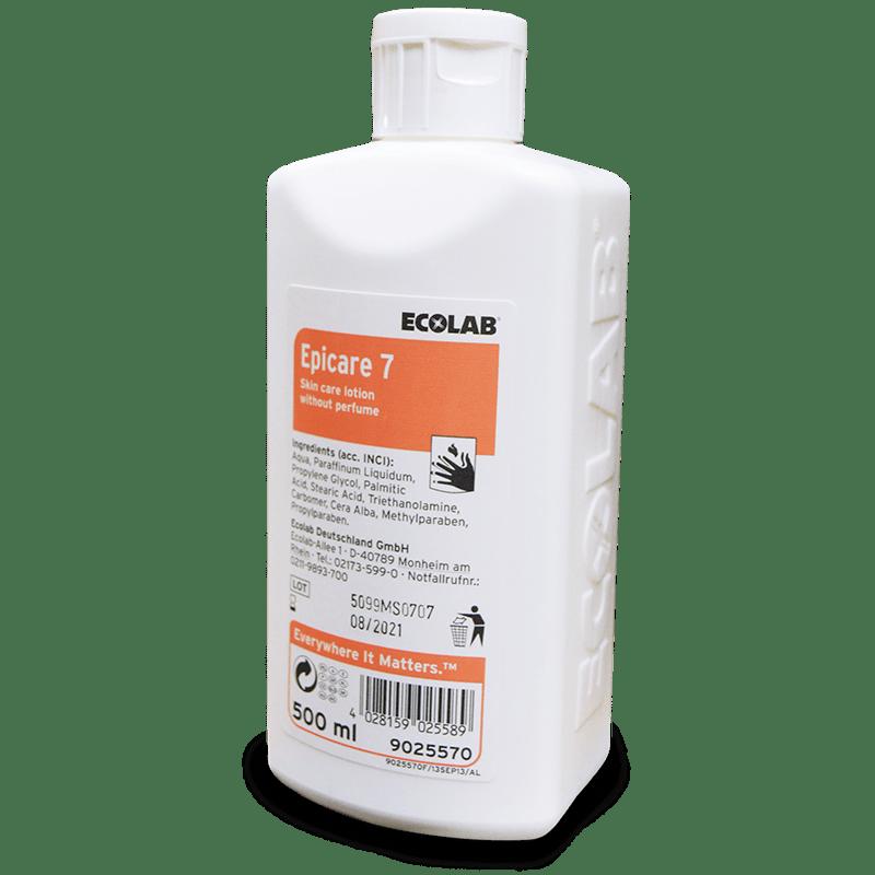 Ecolab Epicare 7   vochtregulerende handlotion   12 x 500 ml