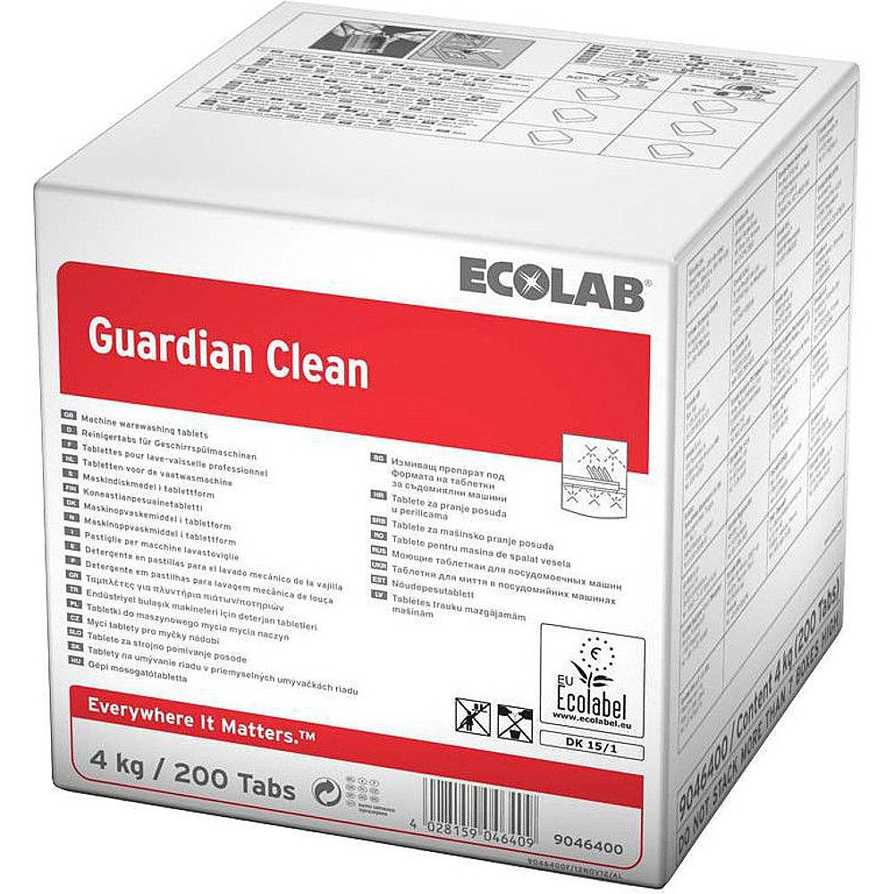 Ecolab | Guardian Clean Eco | 200 stuks
