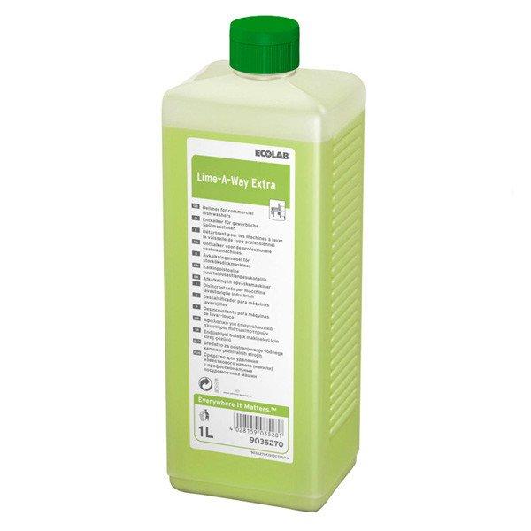 Ecolab | Lime-a-way | Extra ontkalker | 4 x 1 liter