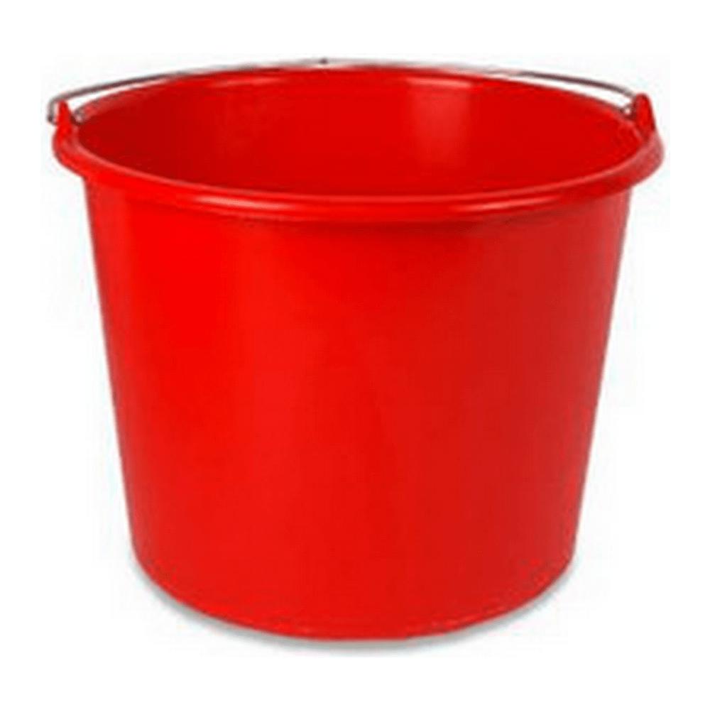 Emmer rood 12 liter
