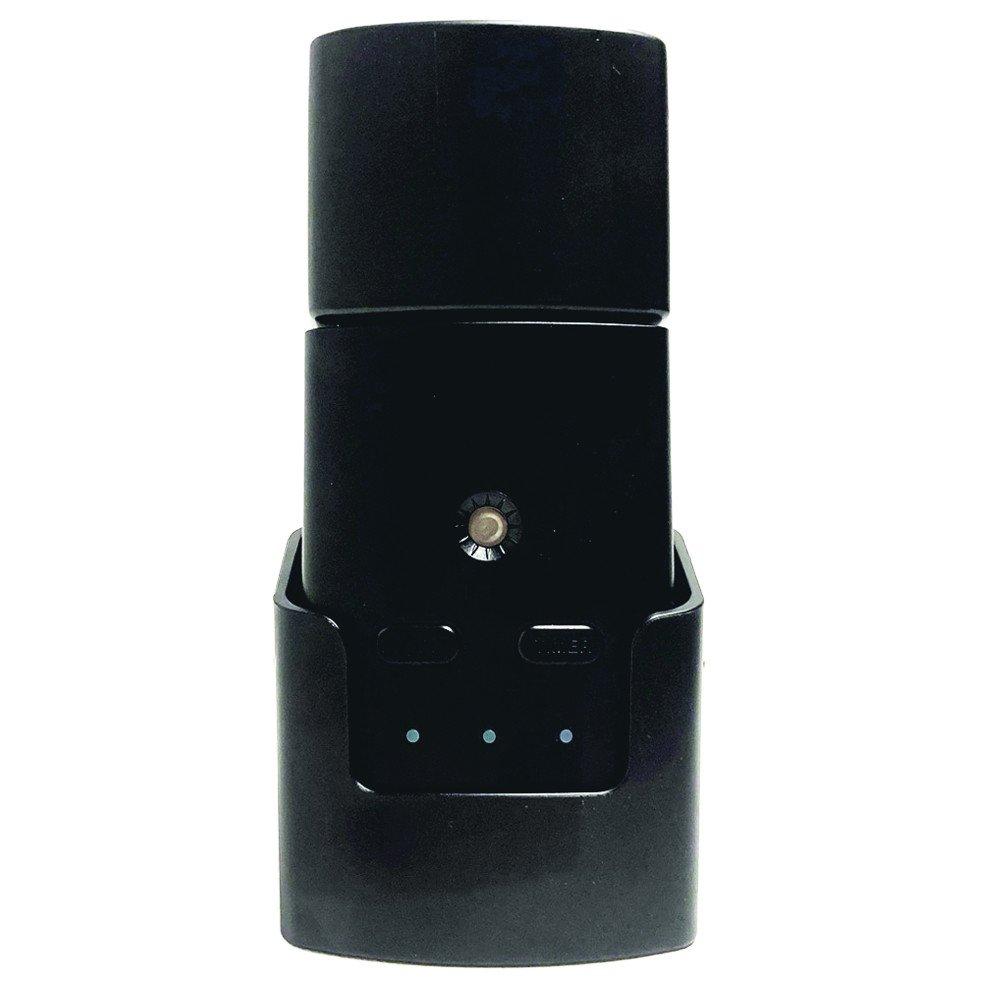 Euro Products Pronano Ultrasone vernevelaar dispenser + navulling zwart