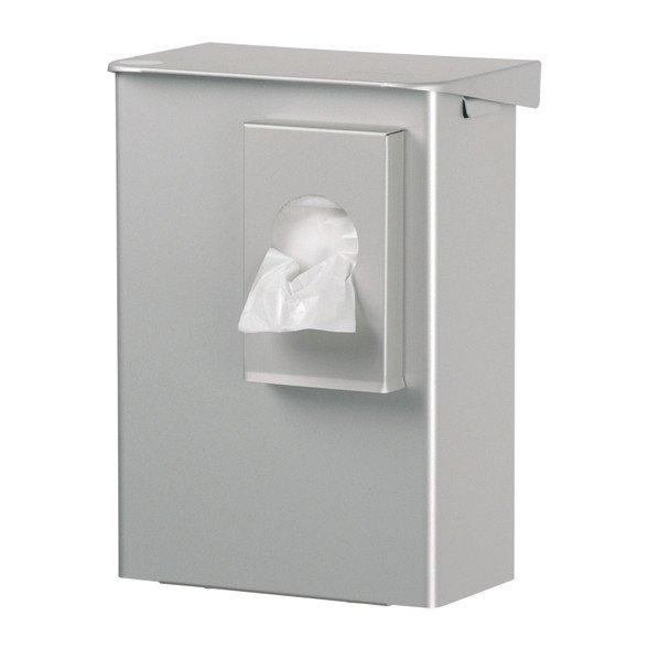 Ingo-man | Hygiënebak incl. hygiënezakhouder | Aluminium