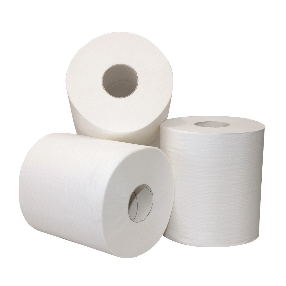 Euro Products | Midirol | 1-laags | Cellulose wit | 6 x 300 meter