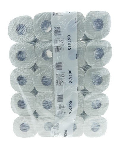 Euro Products | Toiletpapier 2-laags | Recycled wit | 10 x 4 rollen